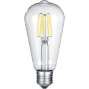 LED-polttimo Trio WiZ, E27, 6.5W, 806lm