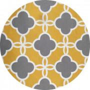 Keinun pehmustesarja Varax De Luxe/Monica/Suvi, 56B keltainen
