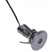 LED-valo saunavalosarjaan FTLight Saunaset Premium Platinum, 1kpl, kromi