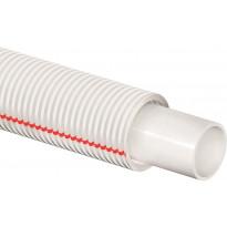 Käyttövesiputki PEX 15x2,5/28, suojaputkessa, 50m, punainen Uponor Aqua Pipe