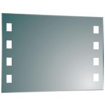 Valopeili 80x60 cm, LED-valaisimella