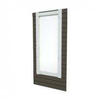 1 kpl korkea ikkuna 600x1500 mm