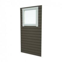 1 kpl matala ikkuna 600x600 mm
