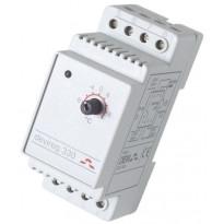 Termostaatti devireg 330, -10º-+10ºC, DIN-kiskoasennukseen