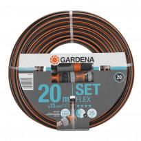 Letku Gardena Comfort Flex Ø13mm, 20m + liittimet