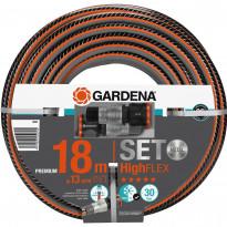 Letku Gardena Highflex Premium SRJ, 18m + liittimet