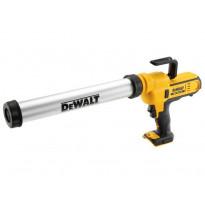Saumapistooli DeWalt XR DCE581N, 18V, 300-600ml, ilman akkua