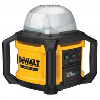 LED-aluevalaisin DeWalt XR DCL074, Tool Connect 18V, ilman akkua