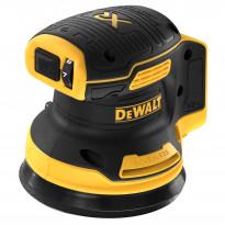 Epäkeskohiomakone DeWalt XR DCW210N, Ø125mm, 18V, ilman akkua