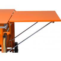 Rakennussirkkelin lisävaruste Sivupöytä, 600x685mm
