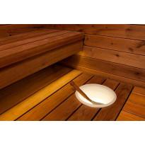 LED-valaistu kiulu Harvia SAC10101