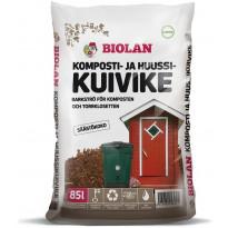 Komposti- ja Huussikuivike 85 l