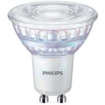 LED-polttimo Philips WarmGlow, 50W, GU10, himmennettävä, 3kpl