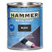 Metallimaali Hammer Vasaralakka, 10l, eri värivaihtoehtoja