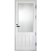 Parvekeovi Aarni PO 14 9-10x21, karmi 115mm, valkoinen