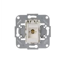 Korttikytkimen runko Impressivo CARD 2/16AX/250V/IP20 URJ sisältää lampun