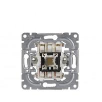 Kontrollikytkinrunko Impressivo 2/16A/250V/IP20/21 UJ 2X