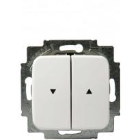 Painike R/V/10A/250V/IP21 UKJ 0X valkoinen