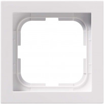 Impressivo valkoinen peitelevy 1-OS 85mm