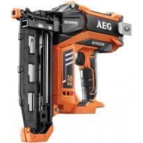 Akkuviimeistelynaulain AEG Powertools B16N18-0 PRO18V 16G, ei sis. akkua/laturia