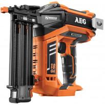 Akkuviimeistelynaulain AEG Powertools B18N18-0 PRO18V 18G, ei sis. akkua/laturia