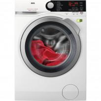 Edestä täytettävä pyykinpesukone AEG L8FBG864E, 1600rpm, 8kg, valkoinen