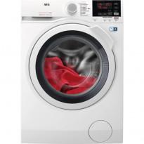 Kuivaava pyykinpesukone AEG L7WDB861G, 8/4kg, 1600rpm, valkoinen