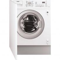 Kuivaava pyykinpesukone AEG L61470WDBI, 7/4kg, 1400rpm, integroitava