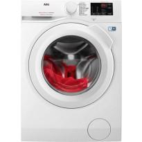 Edestä täytettävä pesukone AEG, L6FBL740I 1400 rpm 7 kg
