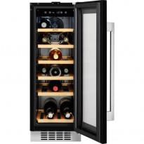 Viinikaappi AEG SWB63001DG, 56l, 82x30cm, integroitava