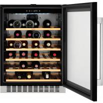 Viinikaappi AEG SWB66001DG, 138L, 82x60cm, musta