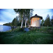 Tynnyrisauna Oskar, ARCTIC FINLAND HOUSE, Ø 2.3x2.5 m
