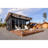 Kesäkeittiö 17, ARCTIC Line, ARCTIC FINLAND HOUSE, 17 m²