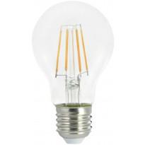 LED-lamppu Airam, himmennettävä, E27, 2700K, 806lm