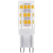 LED-lamppu Airam, G9, himmennettävä, PO, 2700K, 350lm