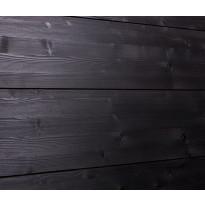 Saunapaneeli Aure Riihi STS/V, 15x215x2500mm, harjattu savusauna