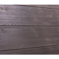 Saunapaneeli Aure Riihi STS/V, 15x215x2500mm, harjattu kelo