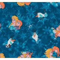 Lastenhuoneen matto Frozen, eri kokoja