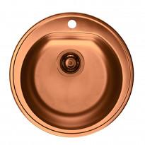 Keittiöallas Alveus Form 30 Monarch, 1-altainen, rst/kupari, Verkkokaupan poistotuote