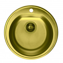 Keittiöallas Alveus Form 30 Monarch, 1-altainen, rst/kulta