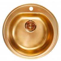 Keittiöallas Alveus Form 30 Monarch, 1-altainen, rst/pronssi