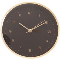 Herätyskello AmandaB Collection Everyday, 15cm, kulta/musta