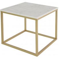 Sohvapöytä AmandaB Collection Lily, 50x50x53cm, marmori