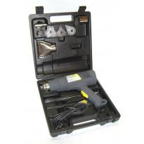 Kuumailmapuhallinsetti Rapid Accelerator2000