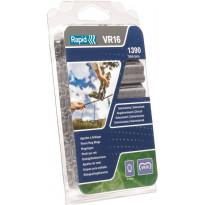 Kiinnitysrengas Rapid VR16, 1390kpl