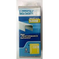 Sinkilä Rapid, 13/8mm, 5000kpl, muovirasiassa