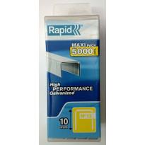 Sinkilä Rapid, 13/10mm, 5000kpl, muovirasiassa