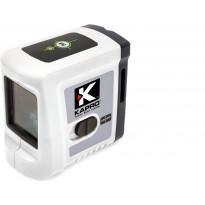 Ristilinjalaser Kapro Pro Laser 862 vihreä