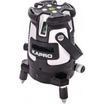 Ristilinjalaser Kapro Pro 875G vihreä