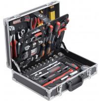 Työkalusarja Meister Tools, 129 osaa
